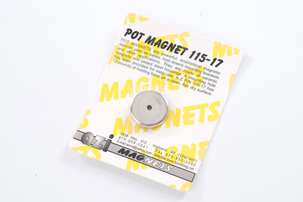 Base Magnets and Pot Magnets