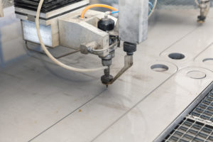 Applications of Water Jet Cutting