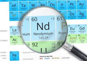 Rare Earth Magnets: Neodymium versus Samarium-Cobalt